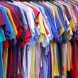 Stock Photo: T shirts