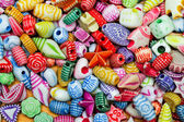 Craft beads — Stock Photo