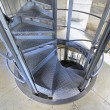 Metal stairs — Stock Photo #22593875