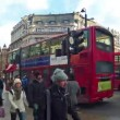 oxford circus — Stock Video