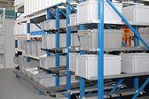 Storage boxes — Stock Photo