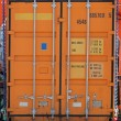 Cargo container — Stock Photo #22818288