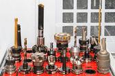 CNC tools — Stock Photo