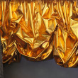 Gold curtain — Stock Photo #23330366