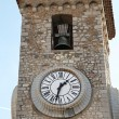 Clock Tower Cannes — Stock Photo