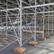 Stands structure — Stock Photo
