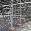Stock Photo: Stands structure