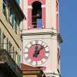 Stock Photo: Clock tower