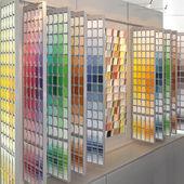 Peinture de nuance de couleur — Photo