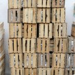 Stock Photo: Crates
