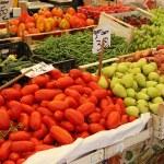 Farmers market — Stock Photo