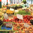 Stock Photo: Venice market