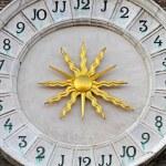 Sun dial — Stock Photo #24737405