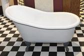 Slipper bathtub — Stock Photo