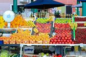 Fruit stall — Stok fotoğraf