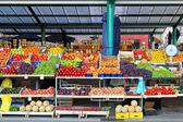 Meyve satıcısı — Stok fotoğraf