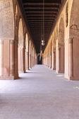 Mosque corridors — Stock Photo
