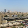 Stock Photo: Elevated Expressway Cairo