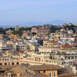 Rome cityscape - Stock Photo