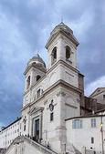 Trinita dei Monti — Stock Photo