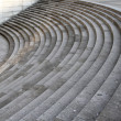 Amphitheater stairs — Stock Photo