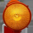 Flashing lights — Stockfoto