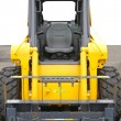 Skid steer front loader — Stock Photo