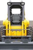 Skid steer front loader — Stock Photo