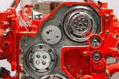 Gears — Stockfoto