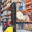 Forklift — Stock Photo #26186667