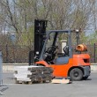 Forklift — Stock Photo #26642481