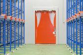 Warehouse freezer — Stock Photo