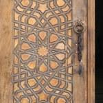 Mosque wood — Stock Photo