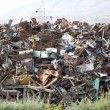 Scrap yard — Stock Photo #27056329