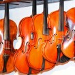 Violin shop 2 — Stock Photo #2779301