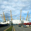 Millennium dome — Stock Photo