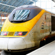 Eurostar engine — Stock Photo