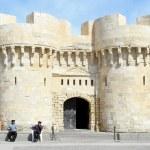 Alexandria fortress — Stock Photo