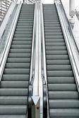 Escalators — Stock Photo