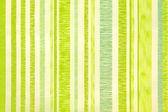 Materiał zielone paski — Zdjęcie stockowe