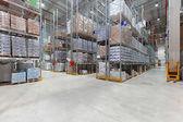 Entrepôt de distribution — Photo
