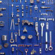 Stock Photo: Tools