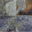 Granite tiles — Stock Photo