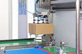 Logistic automation — Stock Photo
