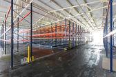 Distribution warehouse — Stock Photo