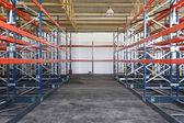 Racks and shelves — Stock Photo