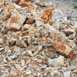 Stones and rocks — Stock Photo
