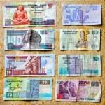 Egyptian money — Stock Photo #30071899
