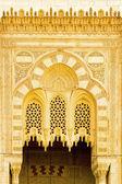 Moskén prydnad — Stockfoto
