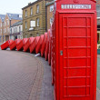 Telephone boxes — Stock Photo #30241485